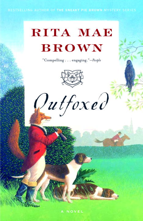 Outfoxed By Brown, Rita Mae
